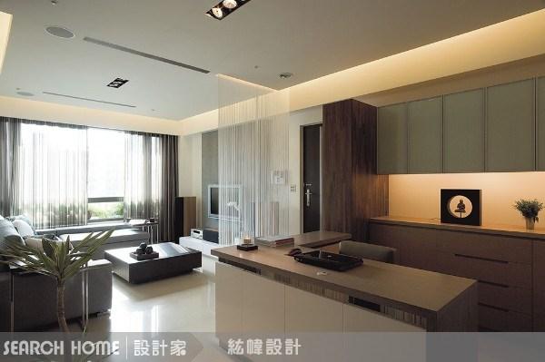 35坪新成屋(5年以下)_現代風案例圖片_晴境設計_晴境設計_08之4