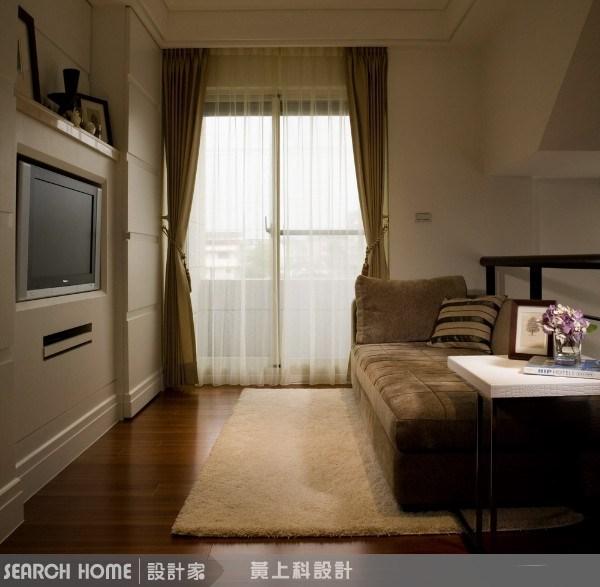 90坪新成屋(5年以下)_美式風案例圖片_黃上科空間設計_黃上科_08之4