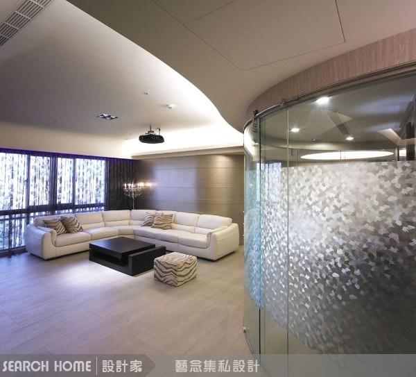 70坪新成屋(5年以下)_現代風客廳案例圖片_藝念集私空間設計_藝念集私_17之2
