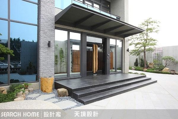 400坪新成屋(5年以下)_新中式風庭院案例圖片_天境空間設計_天境_07之2