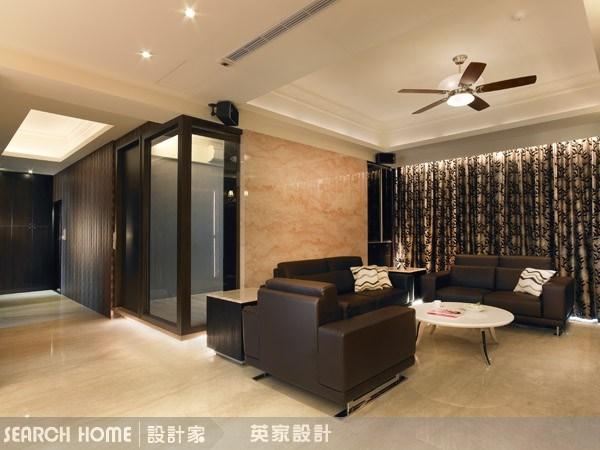 42坪新成屋(5年以下)_奢華風案例圖片_英家空間設計_英家_11之2