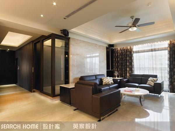 42坪新成屋(5年以下)_奢華風案例圖片_英家空間設計_英家_11之1