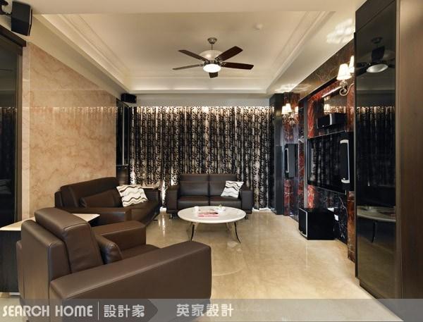 42坪新成屋(5年以下)_奢華風案例圖片_英家空間設計_英家_11之3