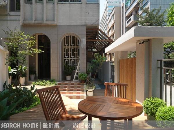 100坪中古屋(5~15年)_美式風庭院案例圖片_尚展空間設計_尚展_24之2
