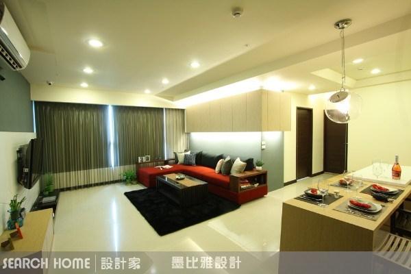 20坪新成屋(5年以下)_混搭風案例圖片_墨比雅設計_墨比雅_62之1