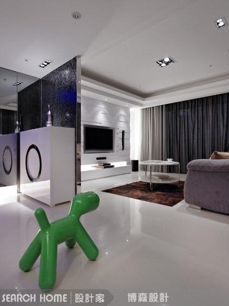 25坪新成屋(5年以下)_現代風案例圖片_博森設計工程_博森_07之2