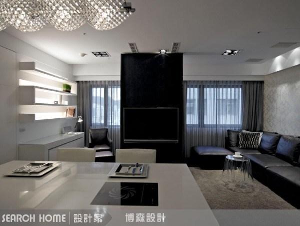 15坪新成屋(5年以下)_現代風案例圖片_博森設計工程_博森_06之5