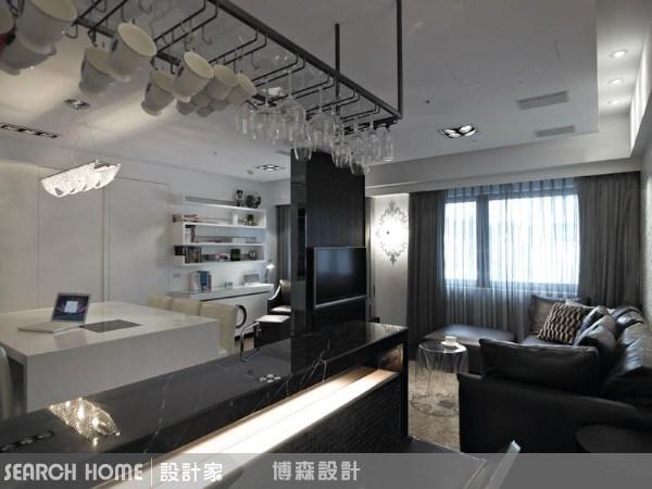 15坪新成屋(5年以下)_現代風案例圖片_博森設計工程_博森_06之1