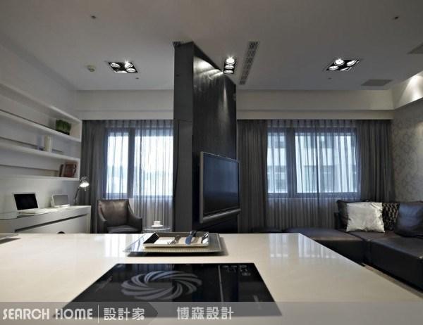 15坪新成屋(5年以下)_現代風案例圖片_博森設計工程_博森_06之14