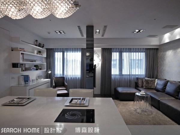 15坪新成屋(5年以下)_現代風案例圖片_博森設計工程_博森_06之3