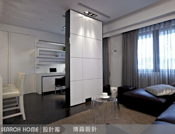 15坪新成屋(5年以下)_現代風案例圖片_博森設計工程_博森_06之10