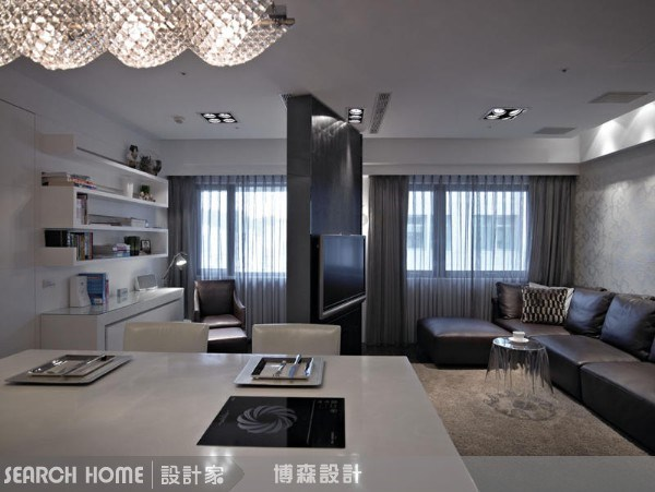 15坪新成屋(5年以下)_現代風案例圖片_博森設計工程_博森_06之4
