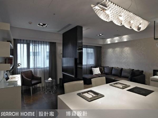 15坪新成屋(5年以下)_現代風案例圖片_博森設計工程_博森_06之11