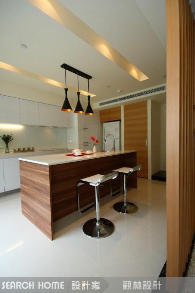 40坪新成屋(5年以下)_休閒風餐廳廚房案例圖片_觀林設計_觀林_18之1