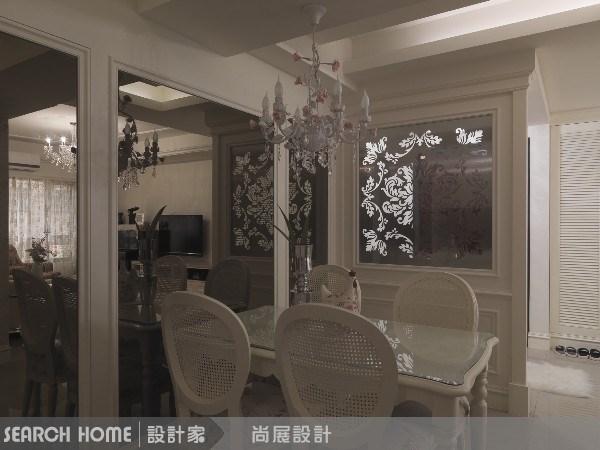 40坪新成屋(5年以下)_美式風客廳案例圖片_尚展空間設計_尚展_22之2