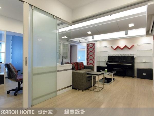 29坪新成屋(5年以下)_現代風客廳案例圖片_絕享設計_絕享_28之1
