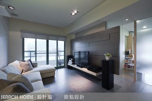 25坪新成屋(5年以下)_現代風案例圖片_原點室內設計_原點_11之1
