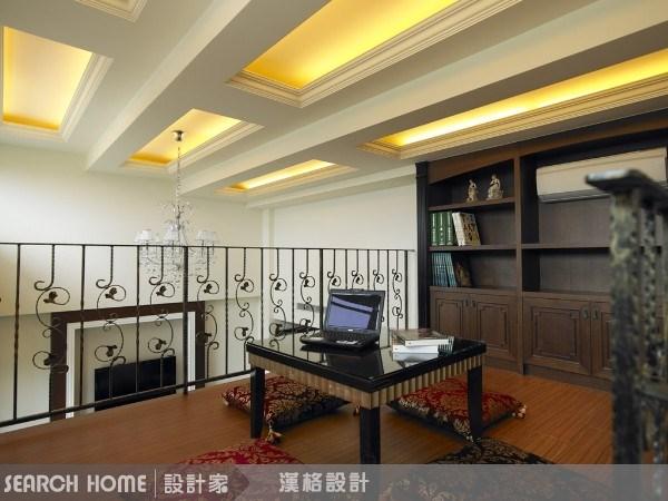 120坪新成屋(5年以下)_奢華風案例圖片_漢格空間設計_漢格_01之37