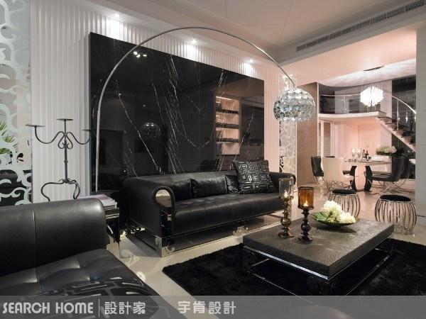 45坪新成屋(5年以下)_奢華風案例圖片_宇肯設計_宇肯_06之4