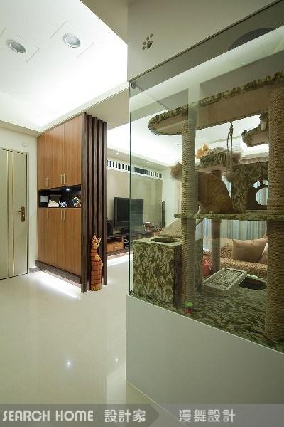 27坪新成屋(5年以下)_現代風客廳寵物案例圖片_漫舞空間系統設計_漫舞_06之4
