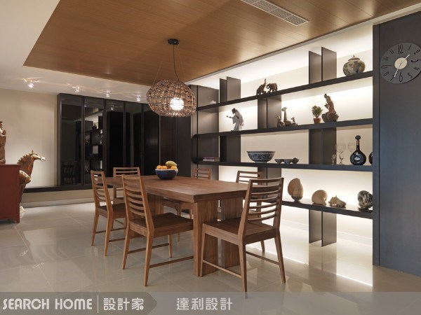 46坪新成屋(5年以下)_混搭風案例圖片_達利室內設計_達利_15之2