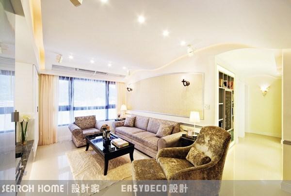 40坪新成屋(5年以下)_美式風案例圖片_EasyDeco藝珂設計_EASYDECO_22之2