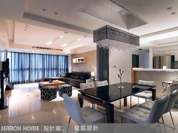 53坪新成屋(5年以下)_現代風案例圖片_里歐室內設計_里歐_09之4