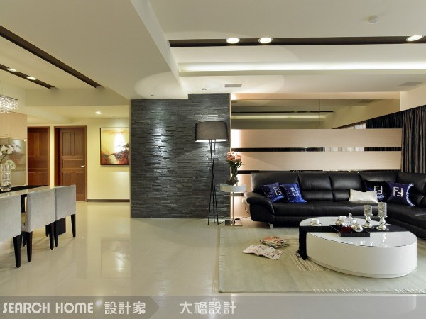 42坪新成屋(5年以下)_混搭風案例圖片_禾久室內裝修設計_禾久_13之2
