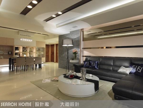 42坪新成屋(5年以下)_混搭風案例圖片_禾久室內裝修設計_禾久_13之4