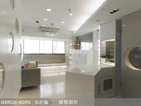 17坪新成屋(5年以下)_現代風廚房案例圖片_絕享設計_絕享_25之5