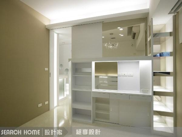 17坪新成屋(5年以下)_現代風臥室案例圖片_絕享設計_絕享_25之15