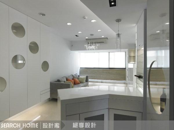 17坪新成屋(5年以下)_現代風客廳案例圖片_絕享設計_絕享_25之2