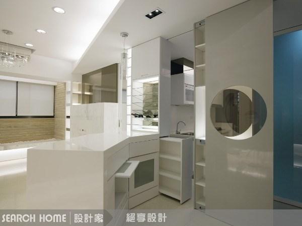 17坪新成屋(5年以下)_現代風餐廳案例圖片_絕享設計_絕享_25之16