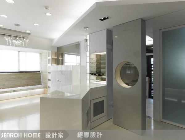 17坪新成屋(5年以下)_現代風廚房案例圖片_絕享設計_絕享_25之4