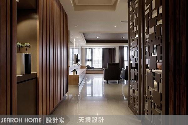 45坪新成屋(5年以下)_現代風走廊案例圖片_天境空間設計_天境_04之1