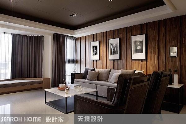 45坪新成屋(5年以下)_現代風客廳案例圖片_天境空間設計_天境_04之4