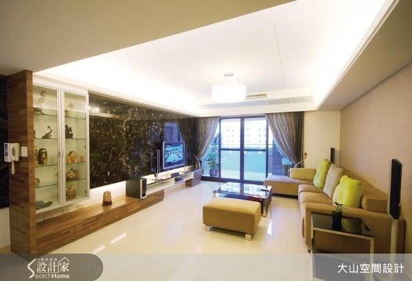 70坪新成屋(5年以下)_現代風案例圖片_大山空間設計_大山_05之1
