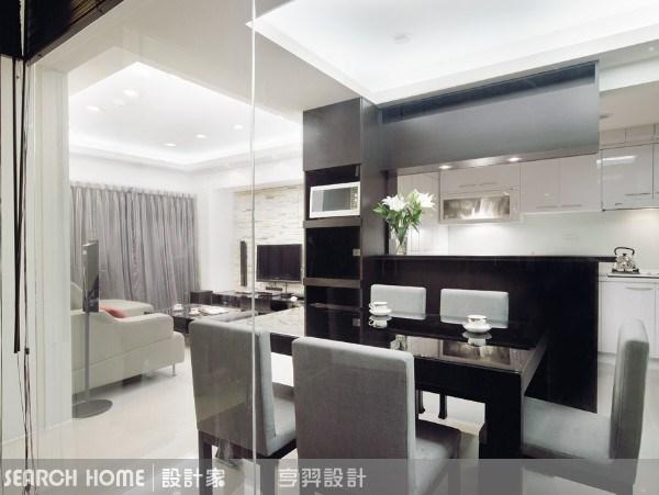 25坪新成屋(5年以下)_現代風案例圖片_亨羿生活空間設計_亨羿_29之3