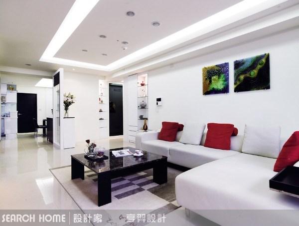 38坪新成屋(5年以下)_現代風案例圖片_亨羿生活空間設計_亨羿_28之4