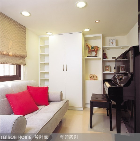 35坪新成屋(5年以下)_現代風案例圖片_亨羿生活空間設計_亨羿_25之2