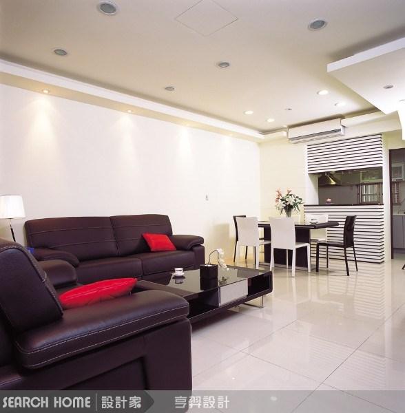 35坪新成屋(5年以下)_現代風案例圖片_亨羿生活空間設計_亨羿_24之3