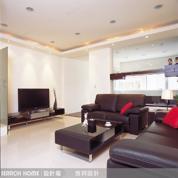 35坪新成屋(5年以下)_現代風案例圖片_亨羿生活空間設計_亨羿_24之4