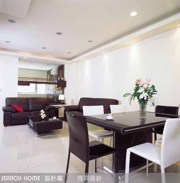 35坪新成屋(5年以下)_現代風案例圖片_亨羿生活空間設計_亨羿_24之1