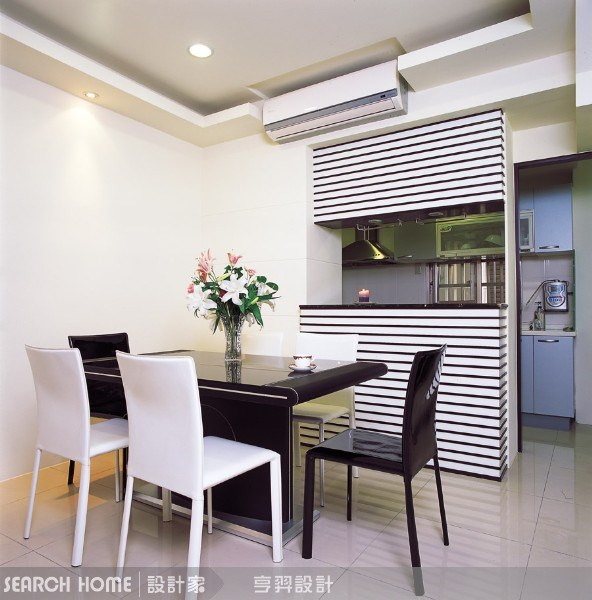 35坪新成屋(5年以下)_現代風案例圖片_亨羿生活空間設計_亨羿_24之2