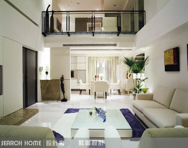 58坪新成屋(5年以下)_現代風案例圖片_敦富室內設計_敦富_02之2