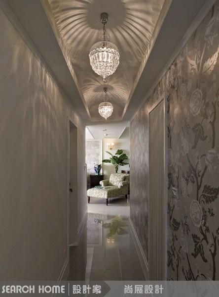 40坪新成屋(5年以下)_美式風走廊案例圖片_尚展空間設計_尚展_20之17