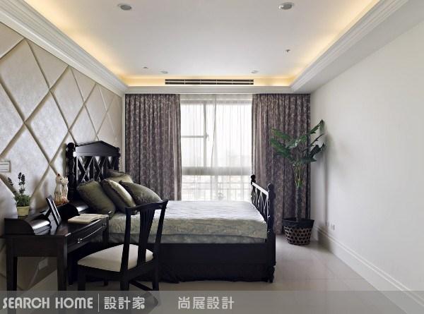 40坪新成屋(5年以下)_美式風臥室案例圖片_尚展空間設計_尚展_20之3