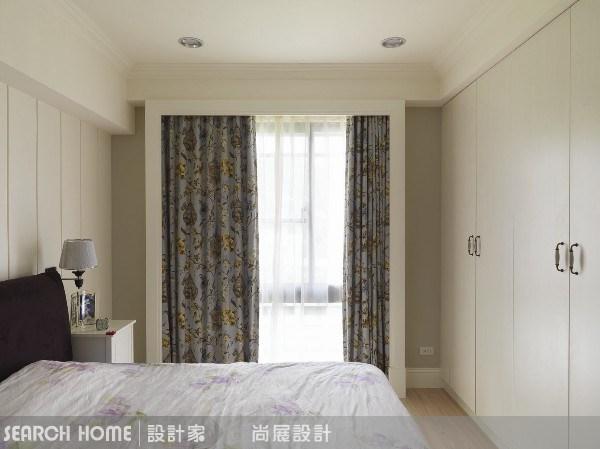 40坪中古屋(5~15年)_美式風臥室案例圖片_尚展空間設計_尚展_18之4