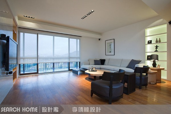 150坪新成屋(5年以下)_現代風案例圖片_李靖緯空間設計_李靖緯_12之9