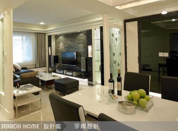 28坪新成屋(5年以下)_混搭風案例圖片_宇肯設計_宇肯_05之2